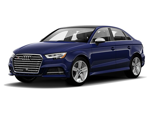 new 2020 Audi S3 car, priced at $51,330