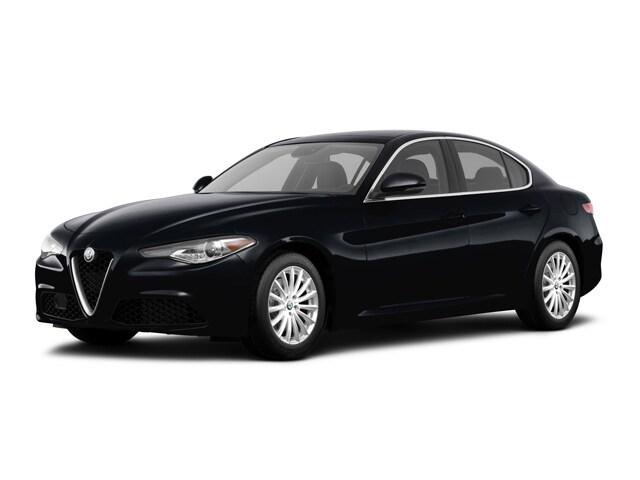 new 2021 Alfa Romeo Giulia car, priced at $44,645
