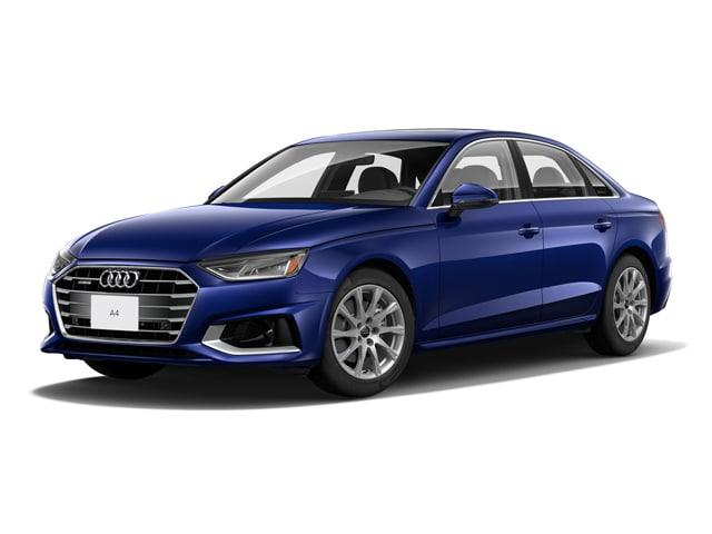 new 2021 Audi A4 car, priced at $41,205