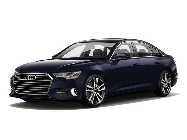 new 2021 Audi A6 car, priced at $58,830