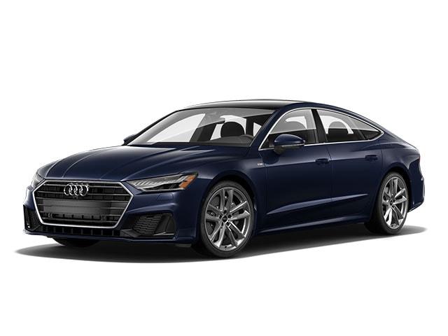 new 2021 Audi A7 e car