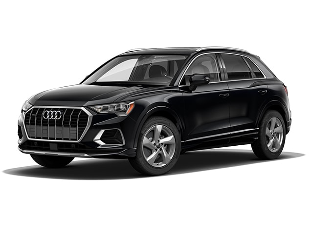 new 2021 Audi Q3 car, priced at $41,670
