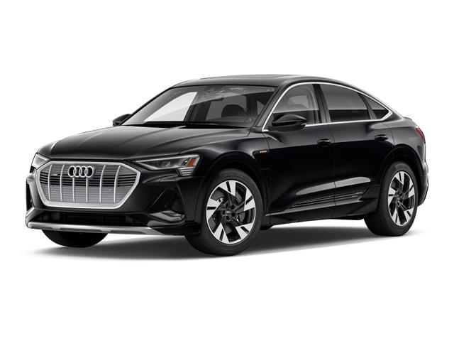 new 2021 Audi e-tron Sportback car