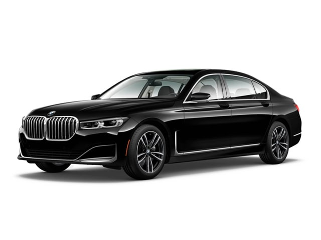 new 2021 BMW 750i car, priced at $115,150