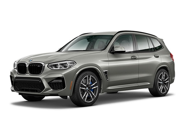 new 2021 BMW X3 M car, priced at $84,395