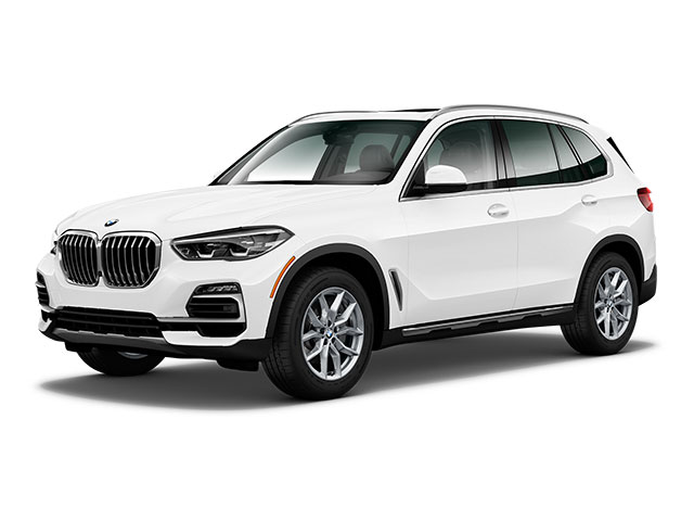 new 2021 BMW X5 car, priced at $67,195