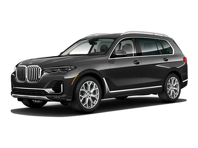 new 2021 BMW X7 car, priced at $84,095