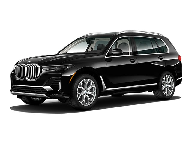 new 2021 BMW X7 car, priced at $83,095