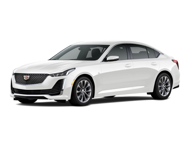 new 2021 Cadillac CT5 car, priced at $53,155