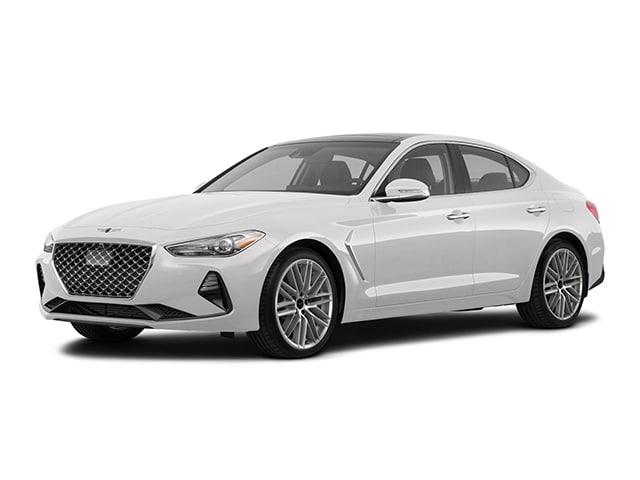 new 2021 Genesis G70 car, priced at $47,700