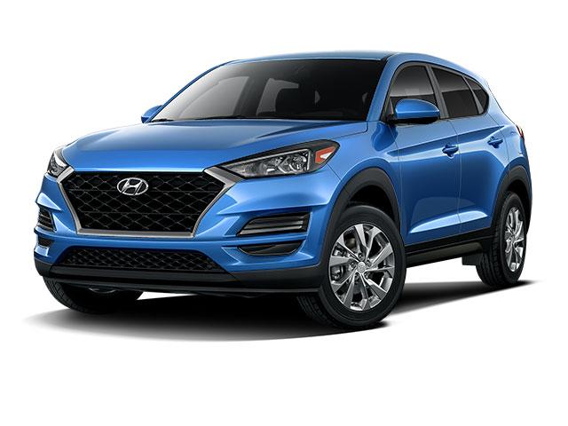 new 2021 Hyundai Tucson car, priced at $25,372