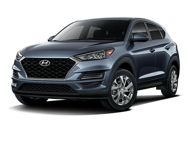 new 2021 Hyundai Tucson car, priced at $25,945