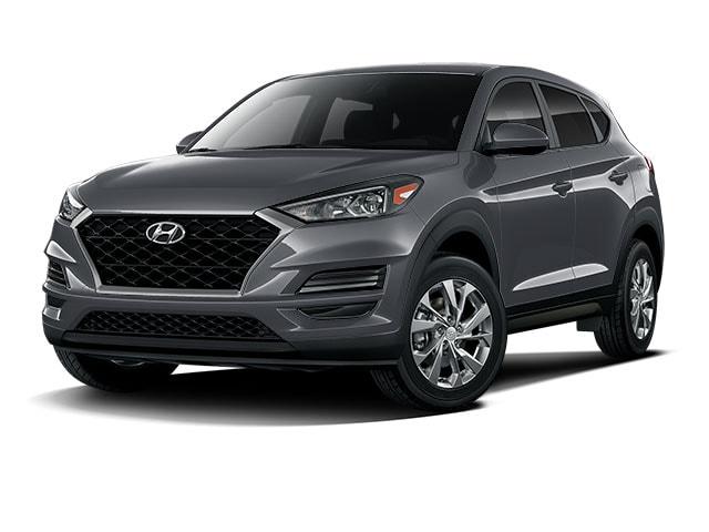 new 2021 Hyundai Tucson car, priced at $25,407