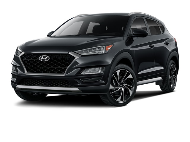 new 2021 Hyundai Tucson car, priced at $30,373