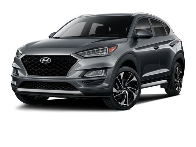 new 2021 Hyundai Tucson car, priced at $30,274