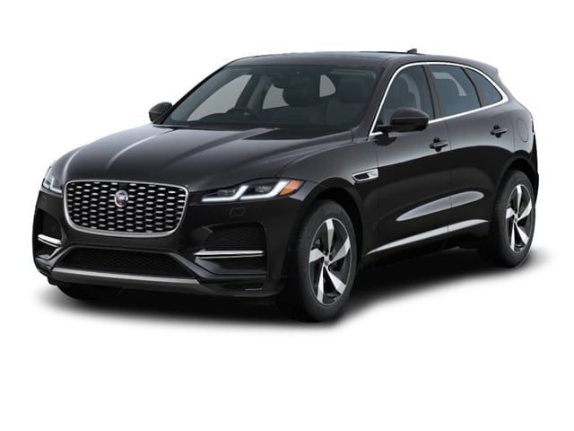 new 2021 Jaguar F-PACE car, priced at $67,575