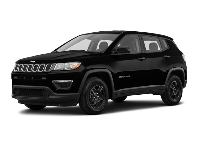 new 2021 Jeep Compass car, priced at $32,799