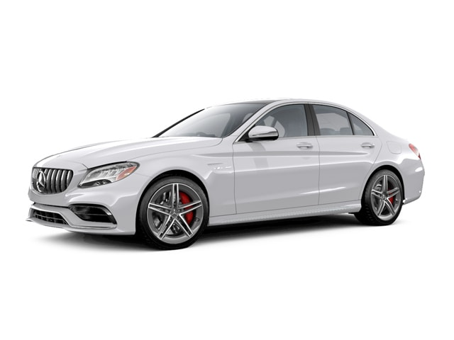 new 2021 Mercedes-Benz AMG C 63 car, priced at $93,840
