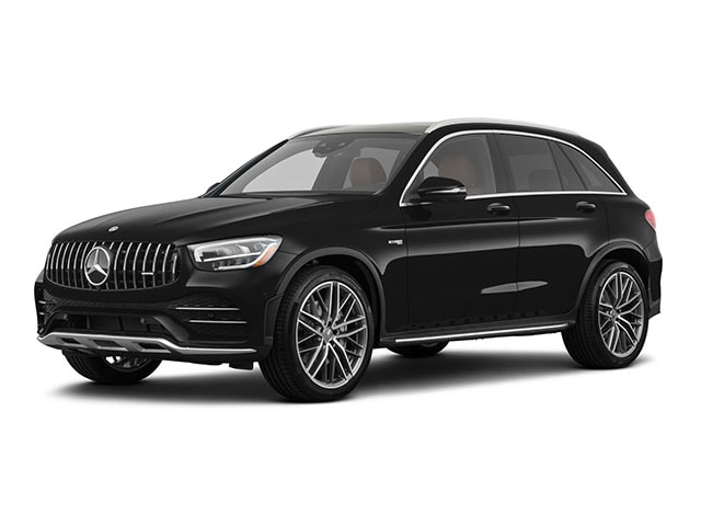 new 2021 Mercedes-Benz AMG GLC 43 car, priced at $75,840