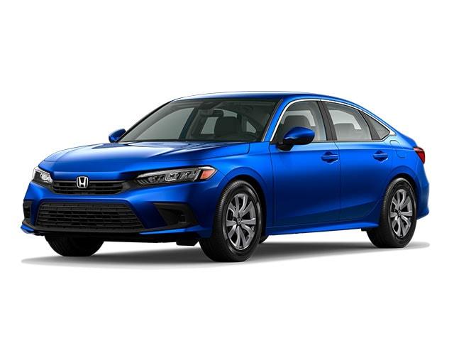new 2022 Honda Civic car, priced at $21,891