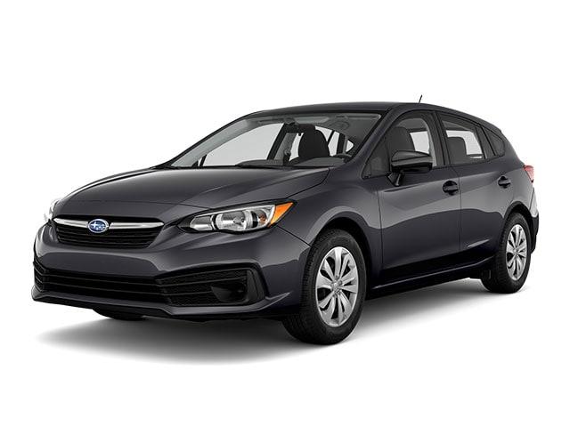 new 2022 Subaru Impreza car, priced at $21,555