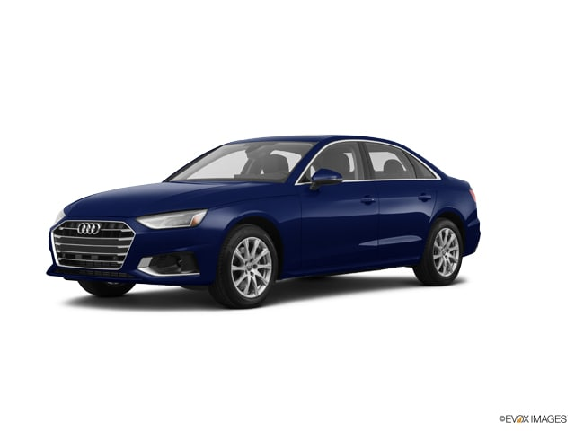new 2020 Audi A4 car, priced at $44,545