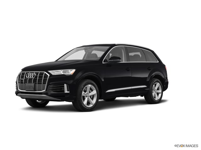 new 2020 Audi Q7 car, priced at $84,575