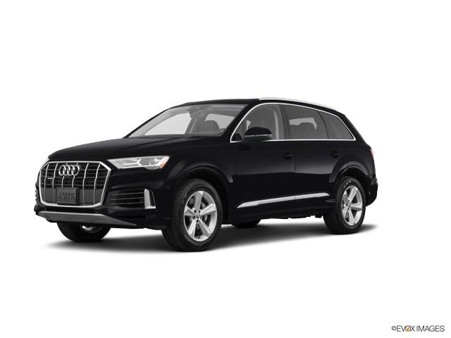 used 2020 Audi Q7 car, priced at $59,998