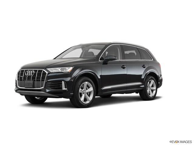 new 2021 Audi Q7 car, priced at $67,030