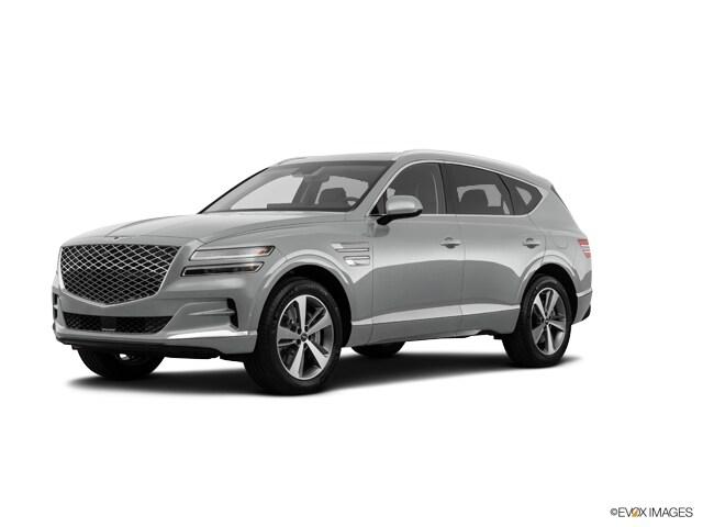 new 2021 Genesis GV80 car