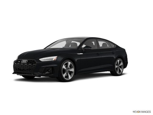 new 2021 Audi A5 car, priced at $47,905