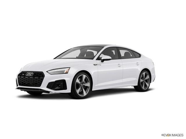 new 2021 Audi A5 car, priced at $53,560