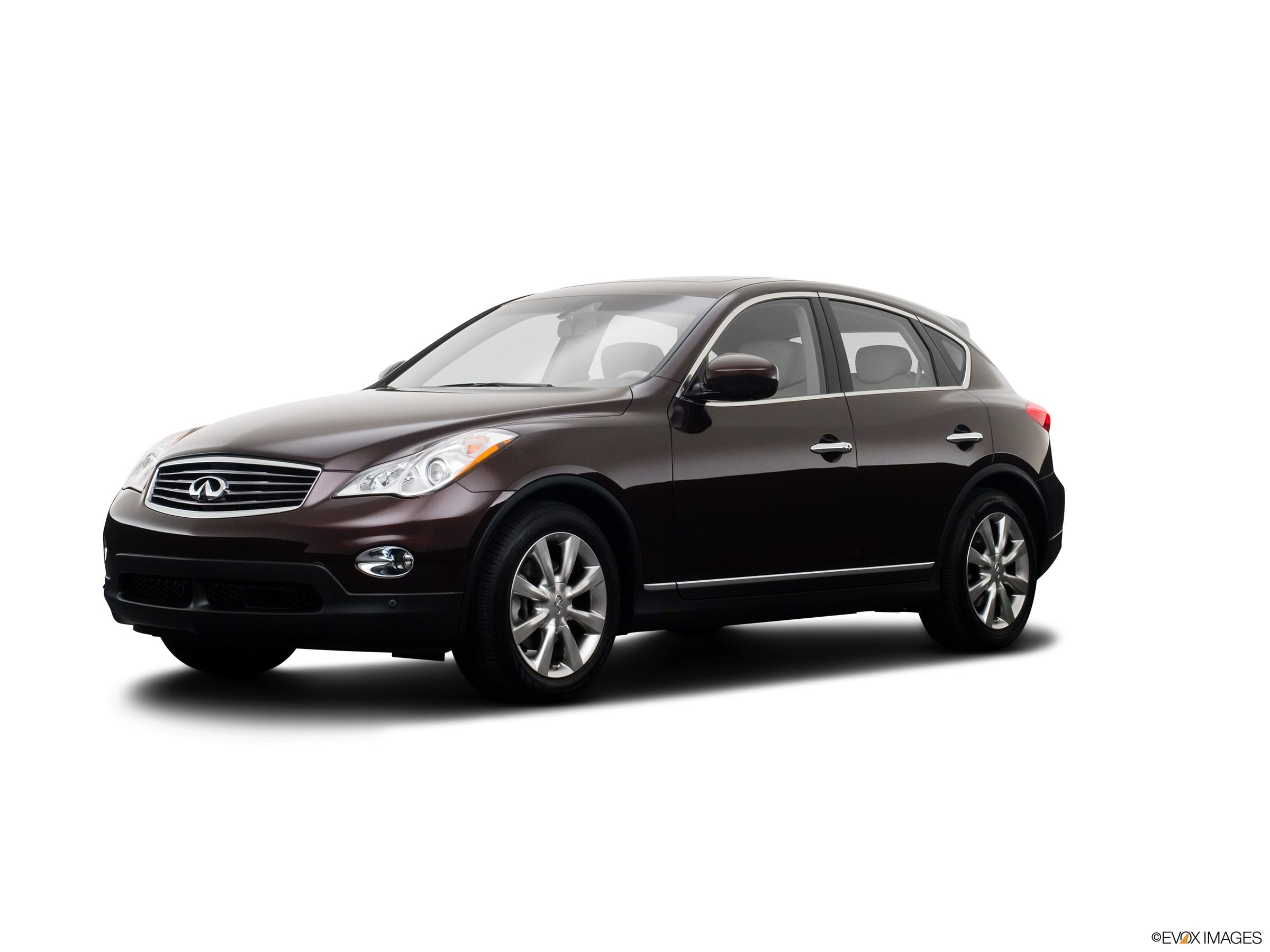 used 2008 INFINITI EX35 car, priced at $10,777