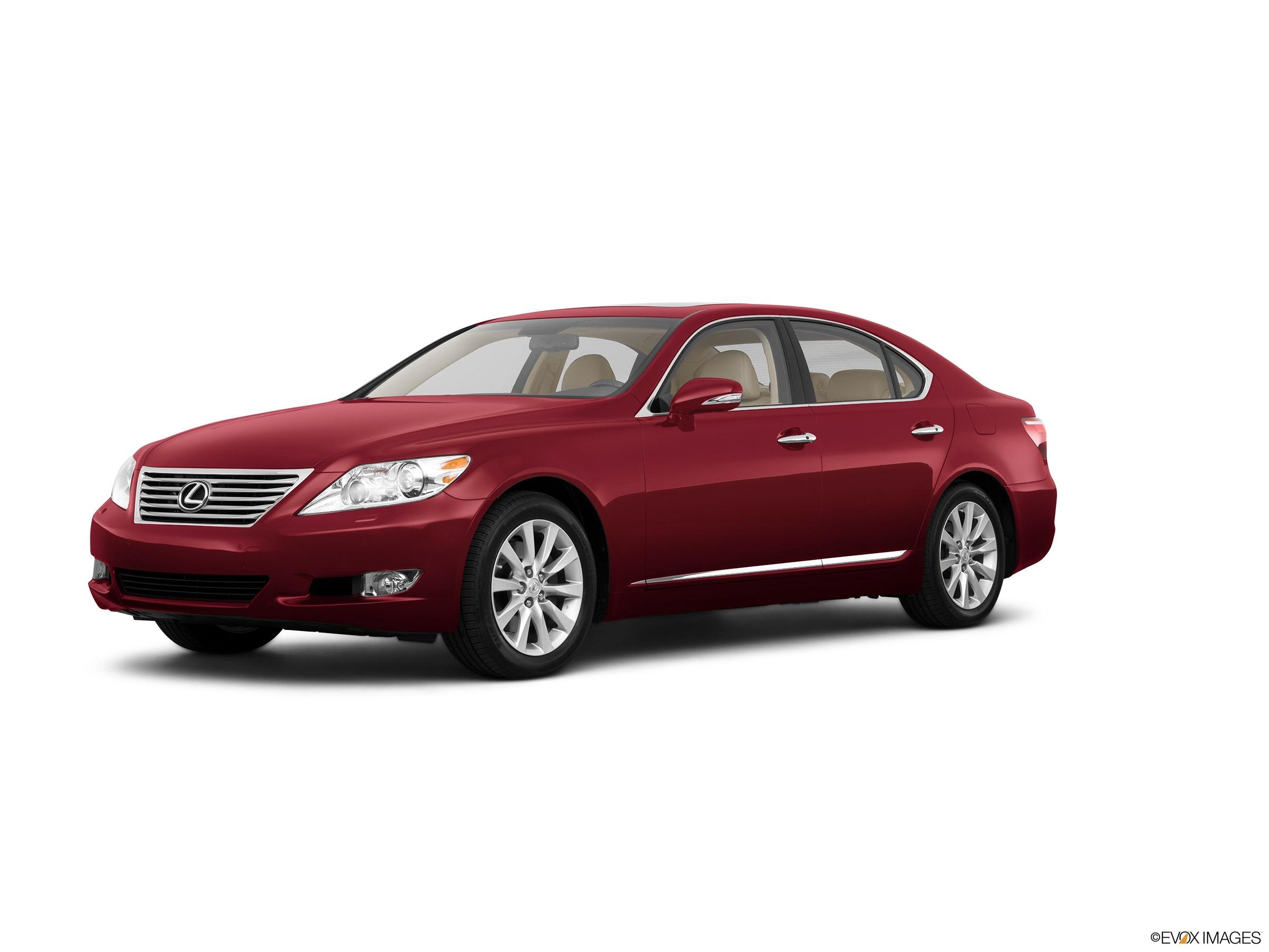 used 2010 Lexus LS 460 car, priced at $19,998