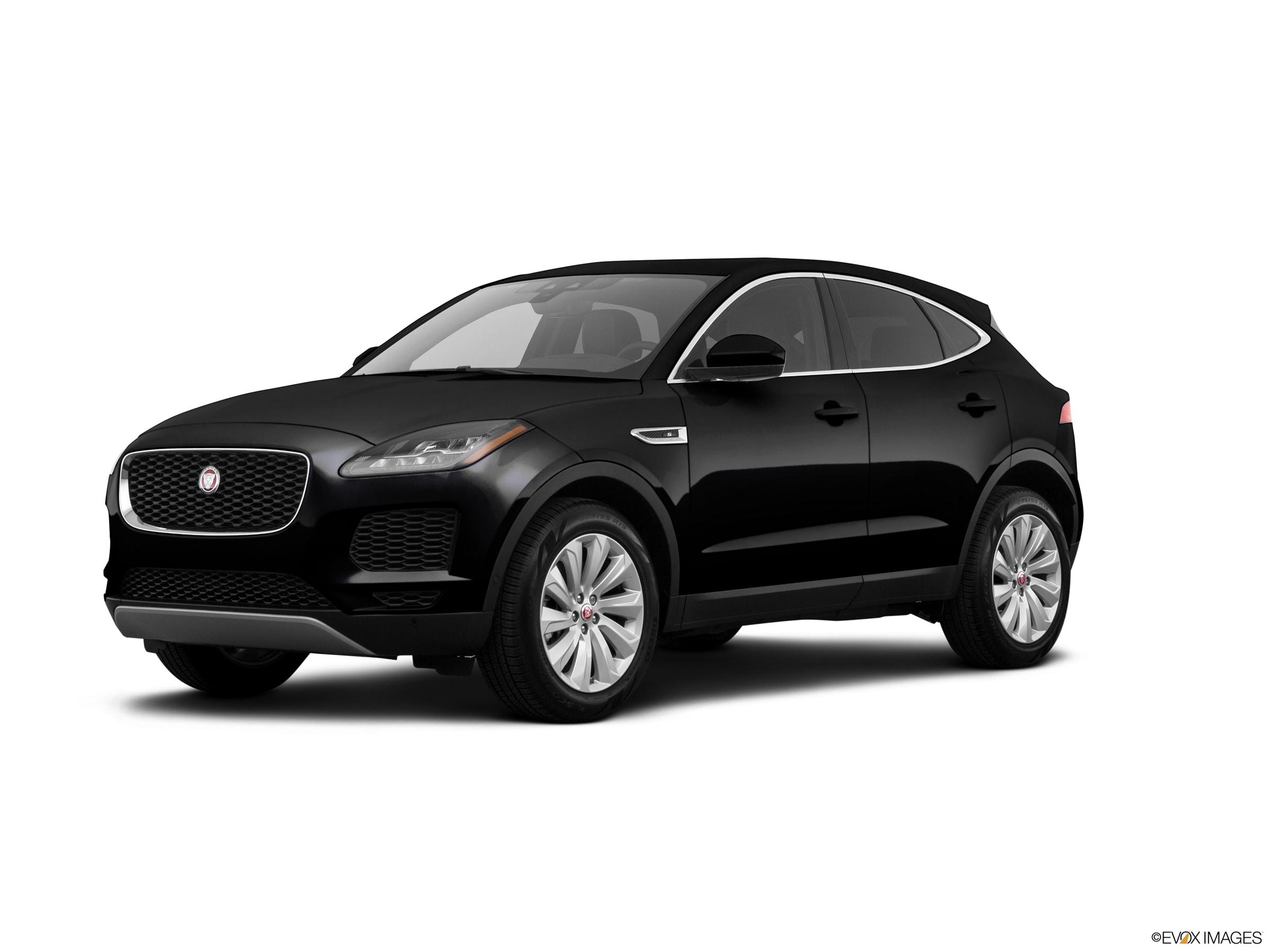 used 2018 Jaguar E-PACE car, priced at $36,988