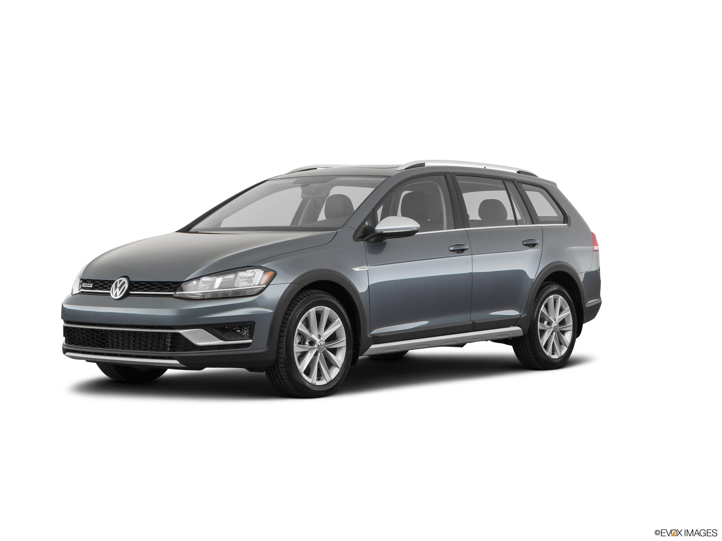 used 2018 Volkswagen Golf Alltrack car, priced at $23,998