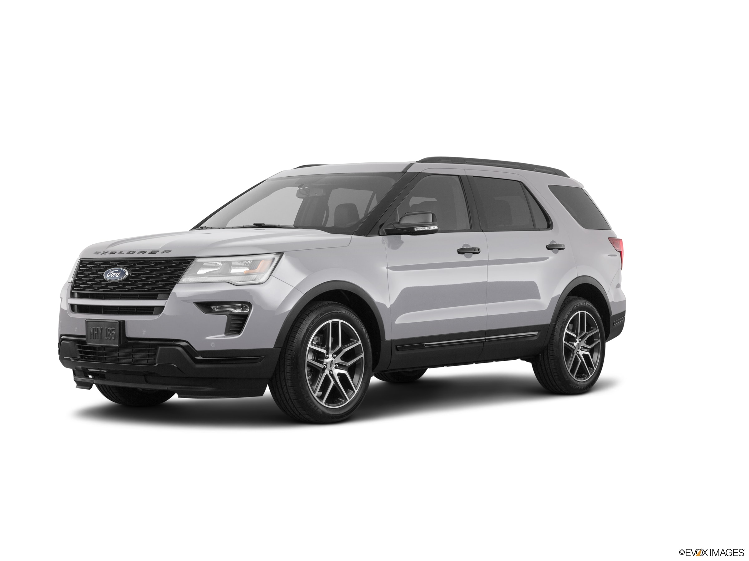 used 2019 Ford Explorer car