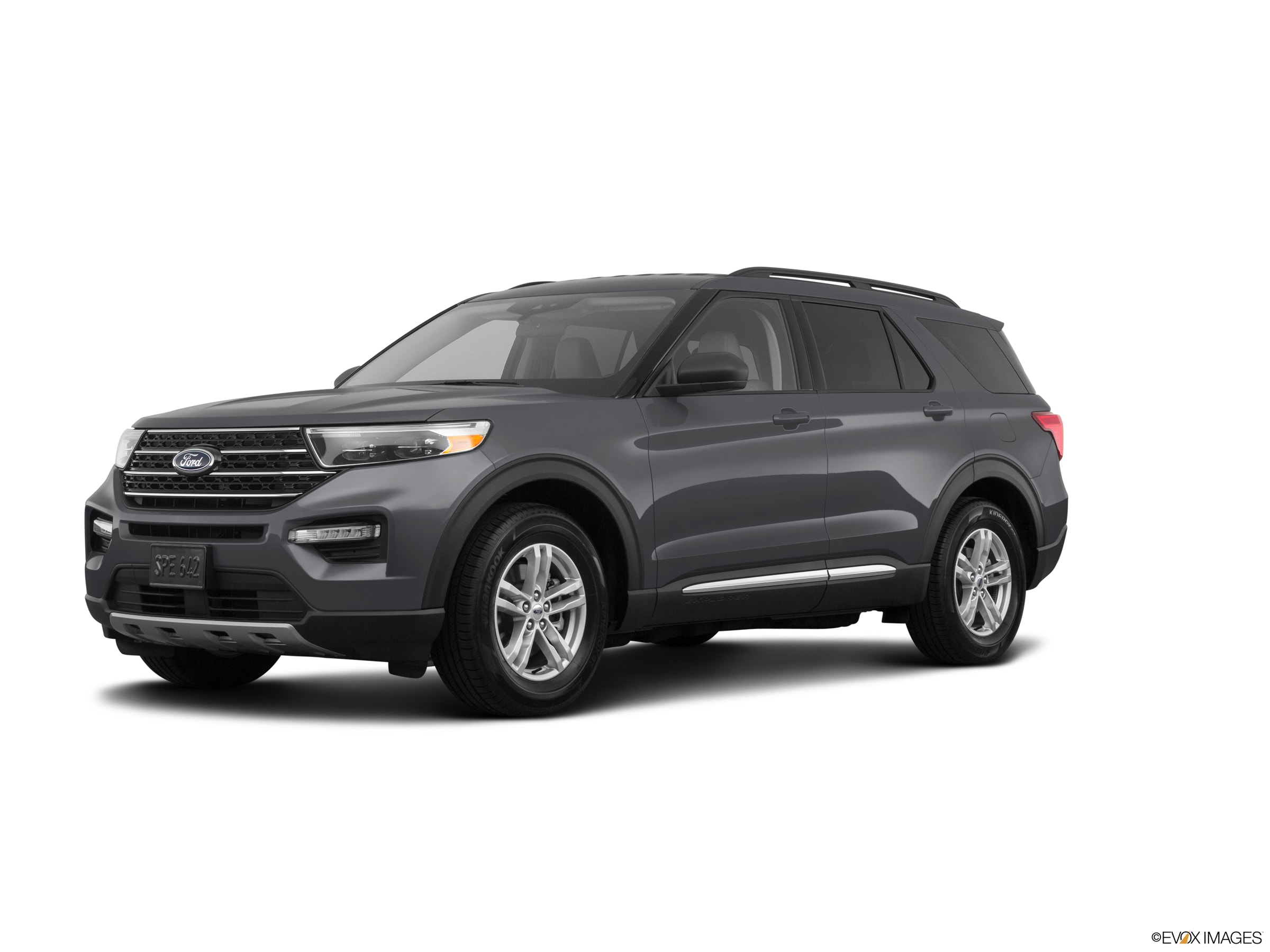 used 2020 Ford Explorer car, priced at $34,597