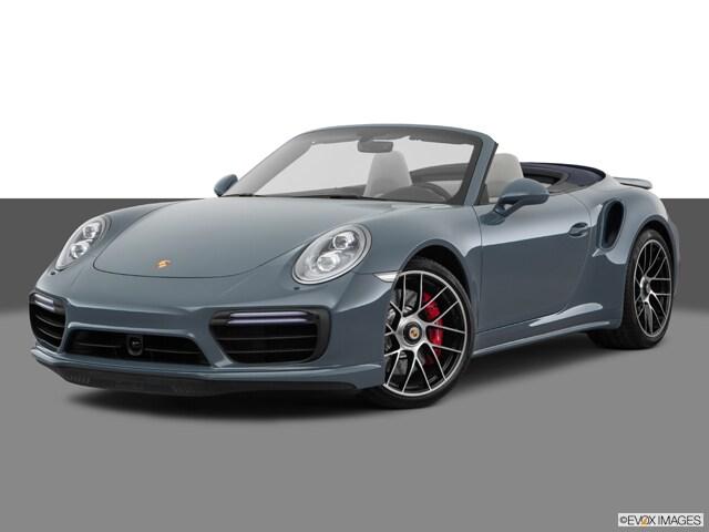 used 2017 Porsche 911 car