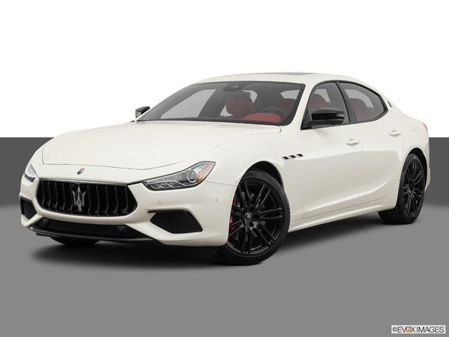 new 2021 Maserati Ghibli car, priced at $97,004
